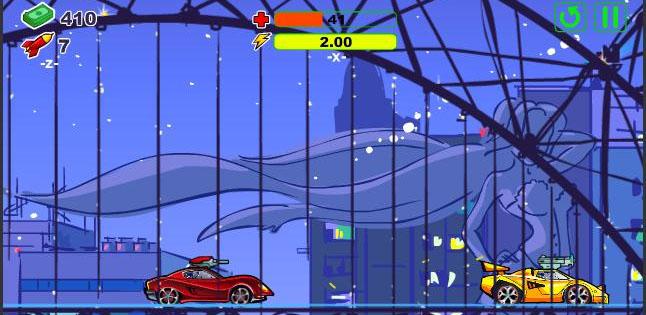 Флаш игри с коли и мотори