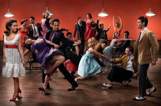История с танци