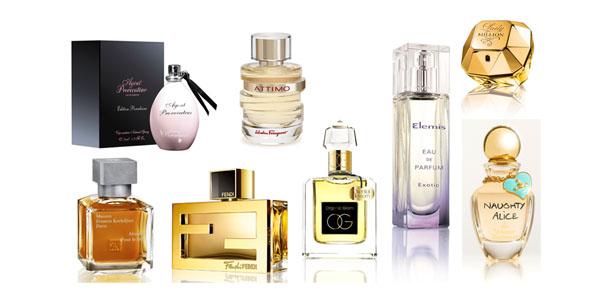 Избор на аромат и парфюм