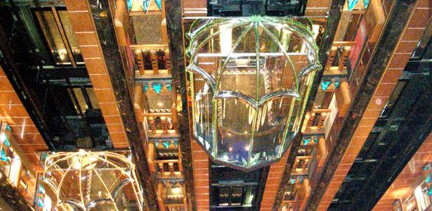 Комфорт в асансьора