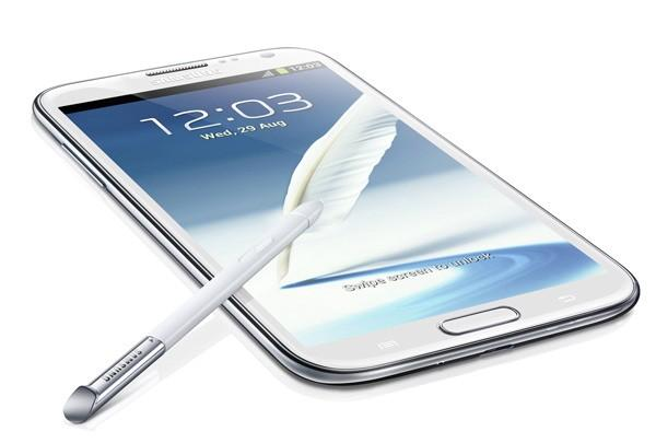 Преглед на Samsung Galaxy Note II