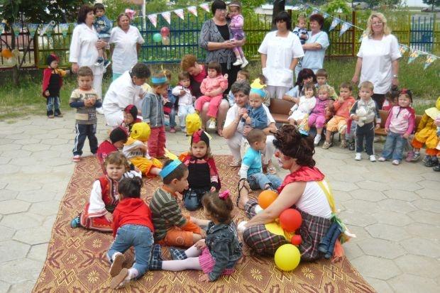 Частна детска ясла в София
