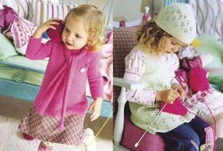 Как да използваме детските дрехи дори след като вече са умалели?