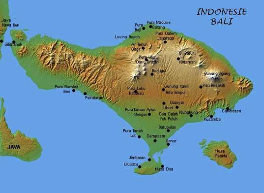 Какво трябва да знаем, ако отиваме в Бали