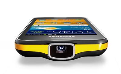 Проектора Samsung Galaxy Beam