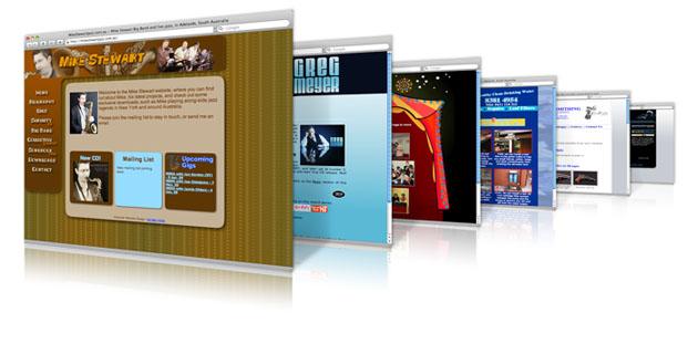 Изработка на сайт с пакет WebSite Evolution