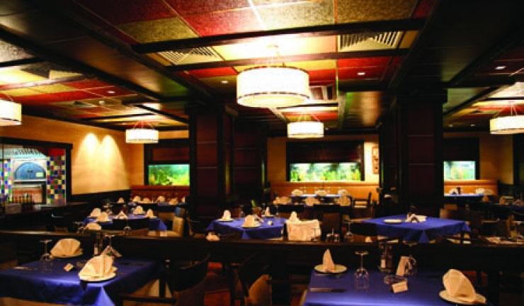 Обзавеждането на ресторанти като Happy, Captain Cook и Tambuktu