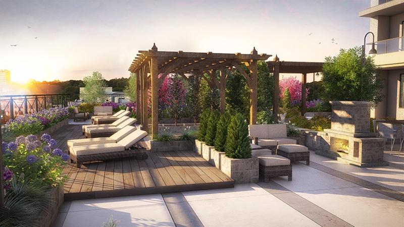 Озеленяване на тераси – създайте уют във вашите домове