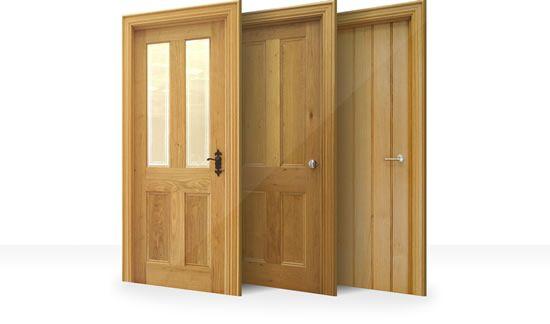 Как да реализираме правилен избор на интериорни врати?