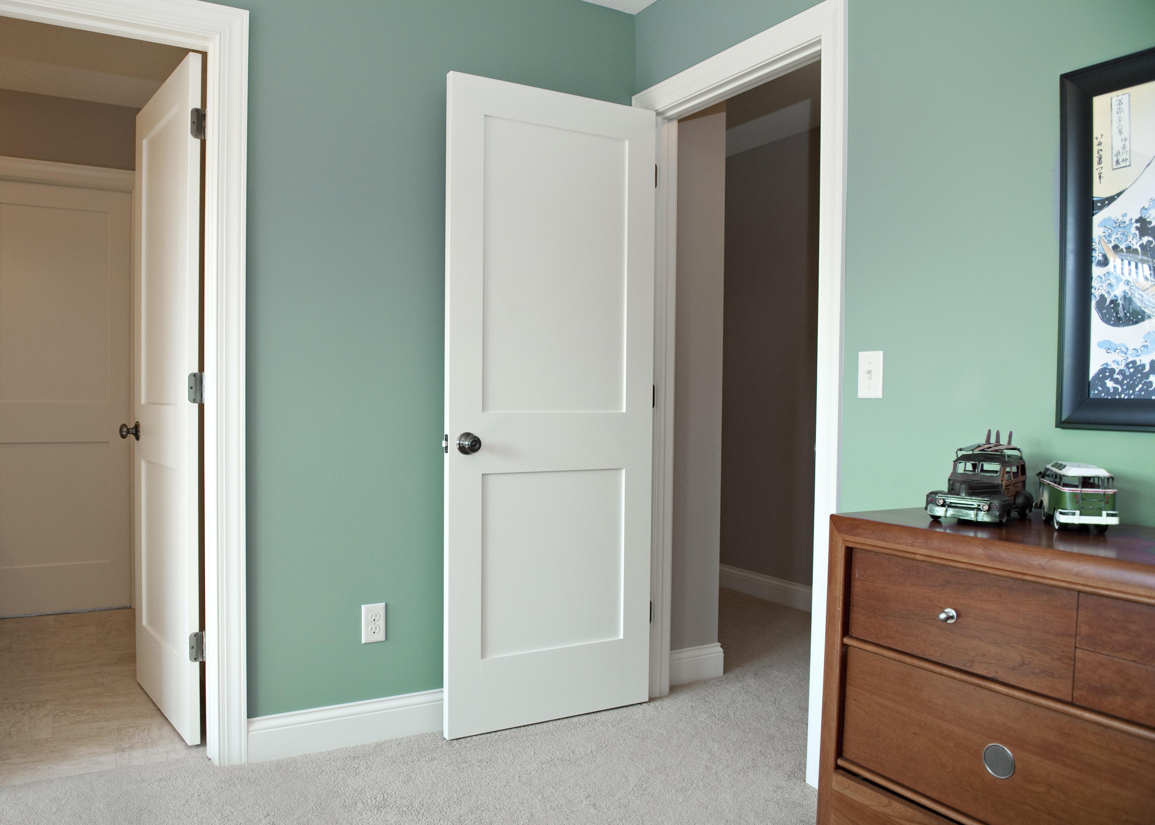 Интериорни врати придават стил на жилището