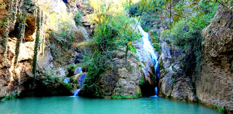 Хотнишки водопад [Кая Бунар] – райско кътче за туристи през лятото
