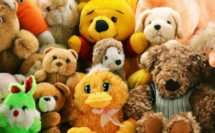 Защо плюшената играчка е важна за израстването на децата