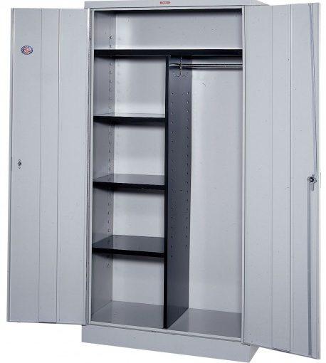Какви са плюсовете на металните гардероби за съблекалня?